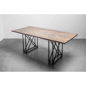 Table de repas eiffel bois
