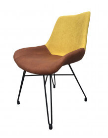 Reverse dining chair