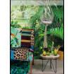 Jungle Patchwork 2 seat sofa
