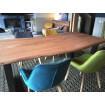 Table de repas bois massif 200