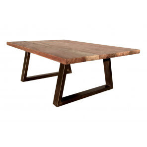Table De Salon En Bois Design