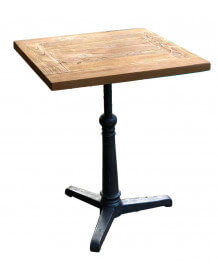 Table bistrot 60 cm