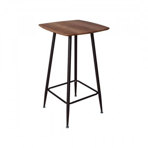 Table haute Akus Carrée