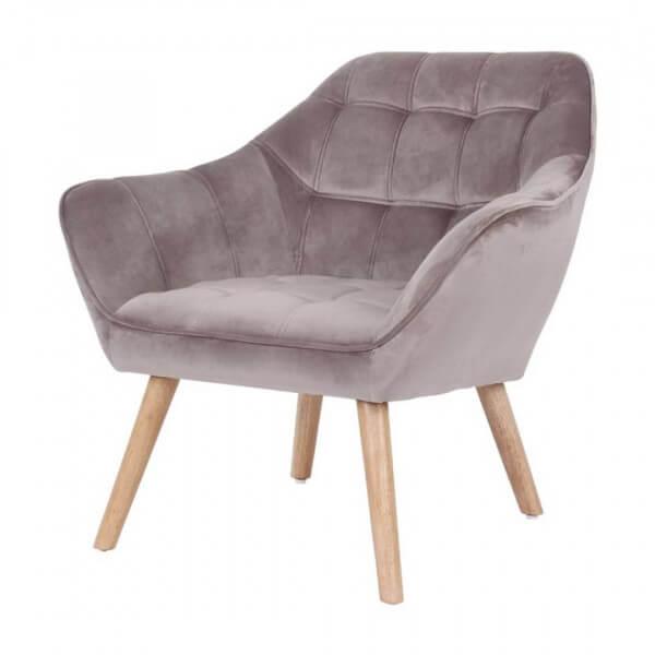 Sames light brown Armchair