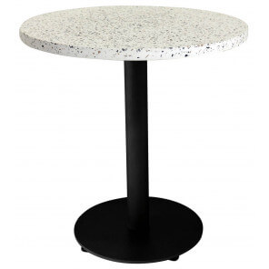 Table Terrazzo black