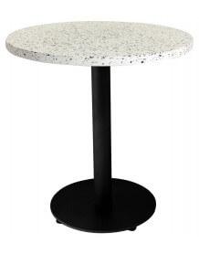 Terrazzo table Black