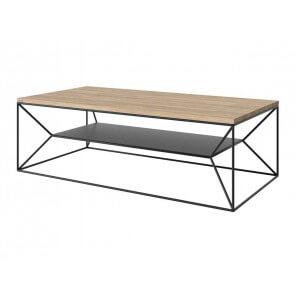 Table basse design chene