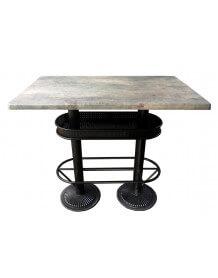 Table haute industrielle Oakland
