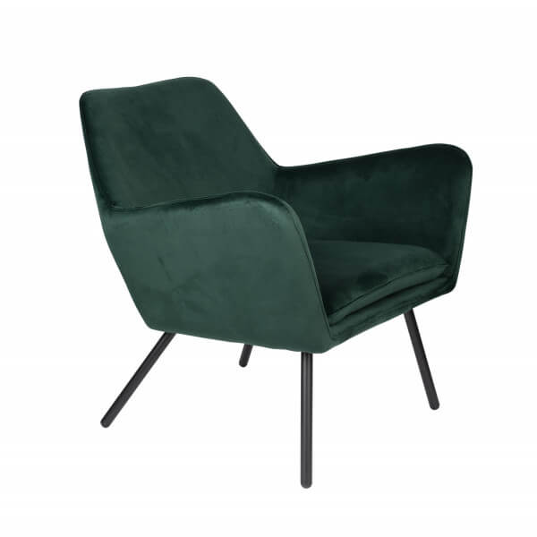 Green Alabama lounge chair