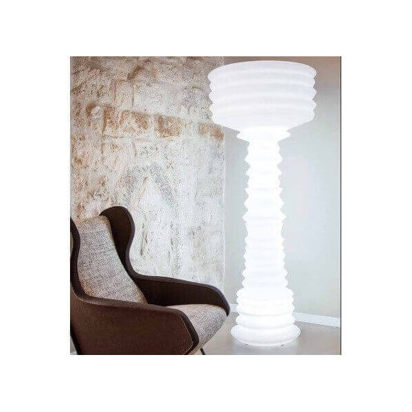 Spoutnik floor lamp