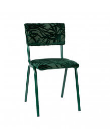 Chaise Back to Miami verte zuiver