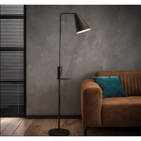 USB industrial Floor Lamp