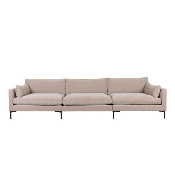 Beige Sofa by Zuiver