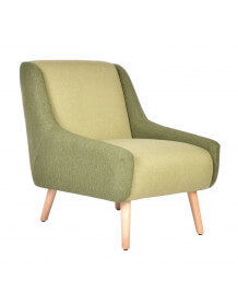 Green arm chair Fifties