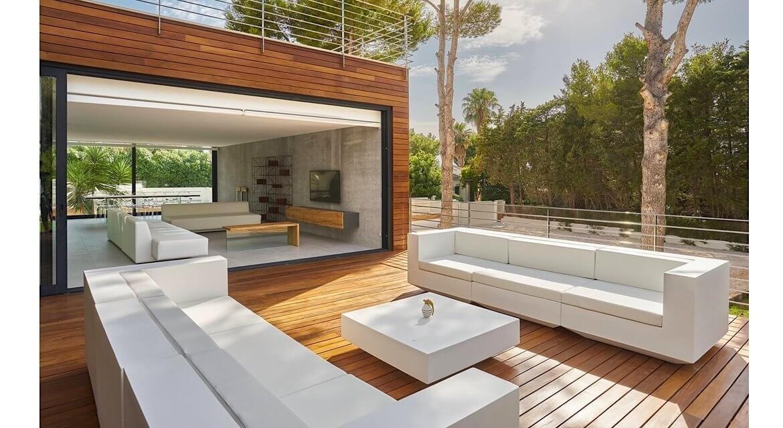 Outdoor furnitures, garden